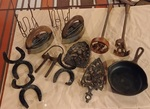 ASSORTED IRONWARE