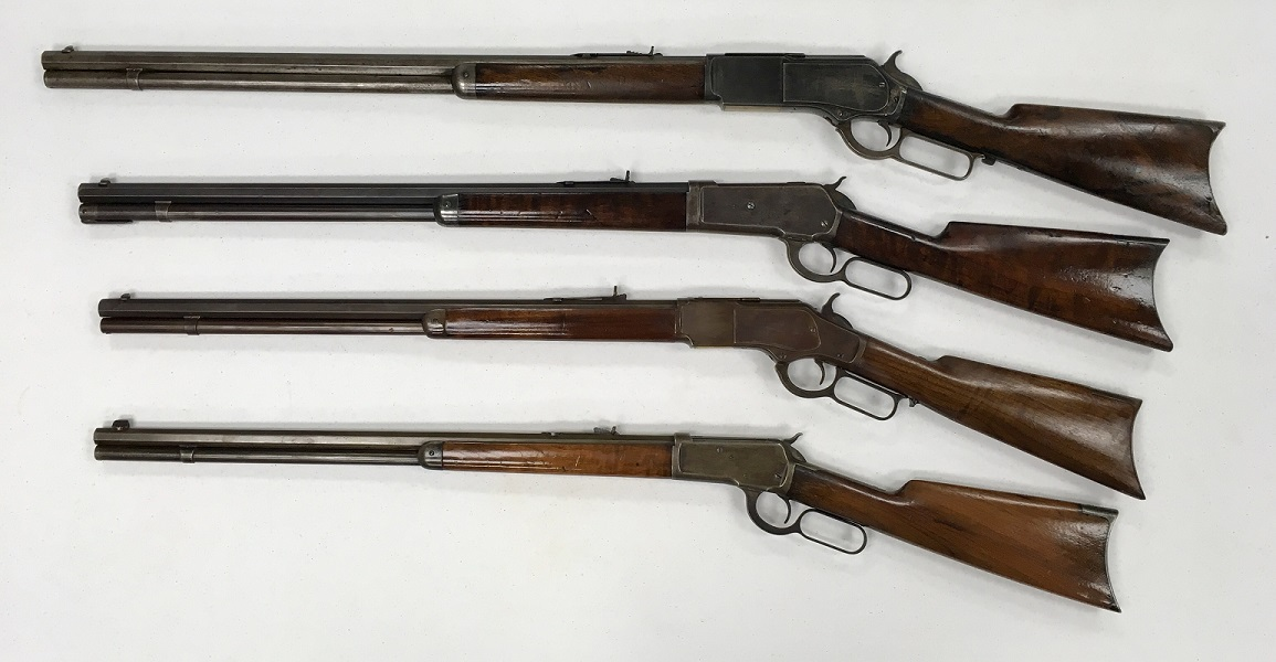 GROUP OF WINCHESTER RIFLES | Niwot Auction